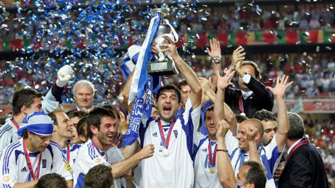 Top 10 ký ức đáng nhớ nhất trong lịch sử EURO