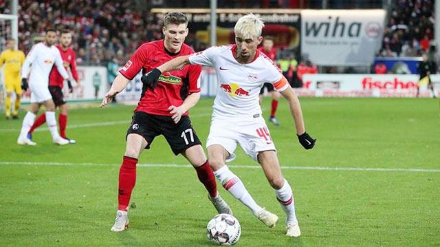 Nhận định bóng đá Freiburg vs RB Leipzig , 20h30 ngày 16/10: Cán cân sẽ thay đổi