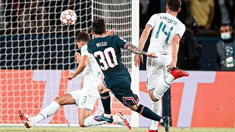 Bàn của Messi vào lưới Man City đẹp nhất Champions League tuần này