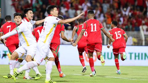 ĐT Việt Nam và nỗi ám ảnh penalty