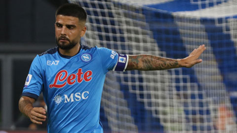 Insigne bật đèn xanh cho Inter & MU