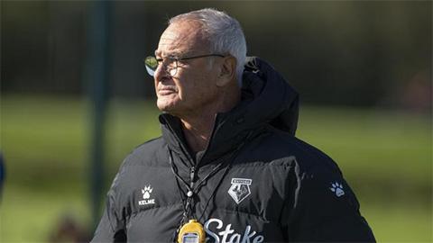 Ranieri hứa thưởng đặc biệt nếu Watford giữ sạch lưới trước Liverpool