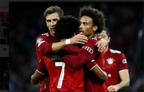 Sane gợi nhớ Robben